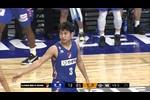 この試合のフルVerはバスケットLIVEで配信中  B2福岡へ特別指定選手として加入した小川麻斗(#3 | PG/SG | 176cm/77kg | 日本体育大1年)、B2第21節の2/13に初得点をあげた。翌日2/14もスリーを決めデビュー節を飾った(2021/2/13-14 ライジングゼファー福岡 vs 茨城ロボッツ)