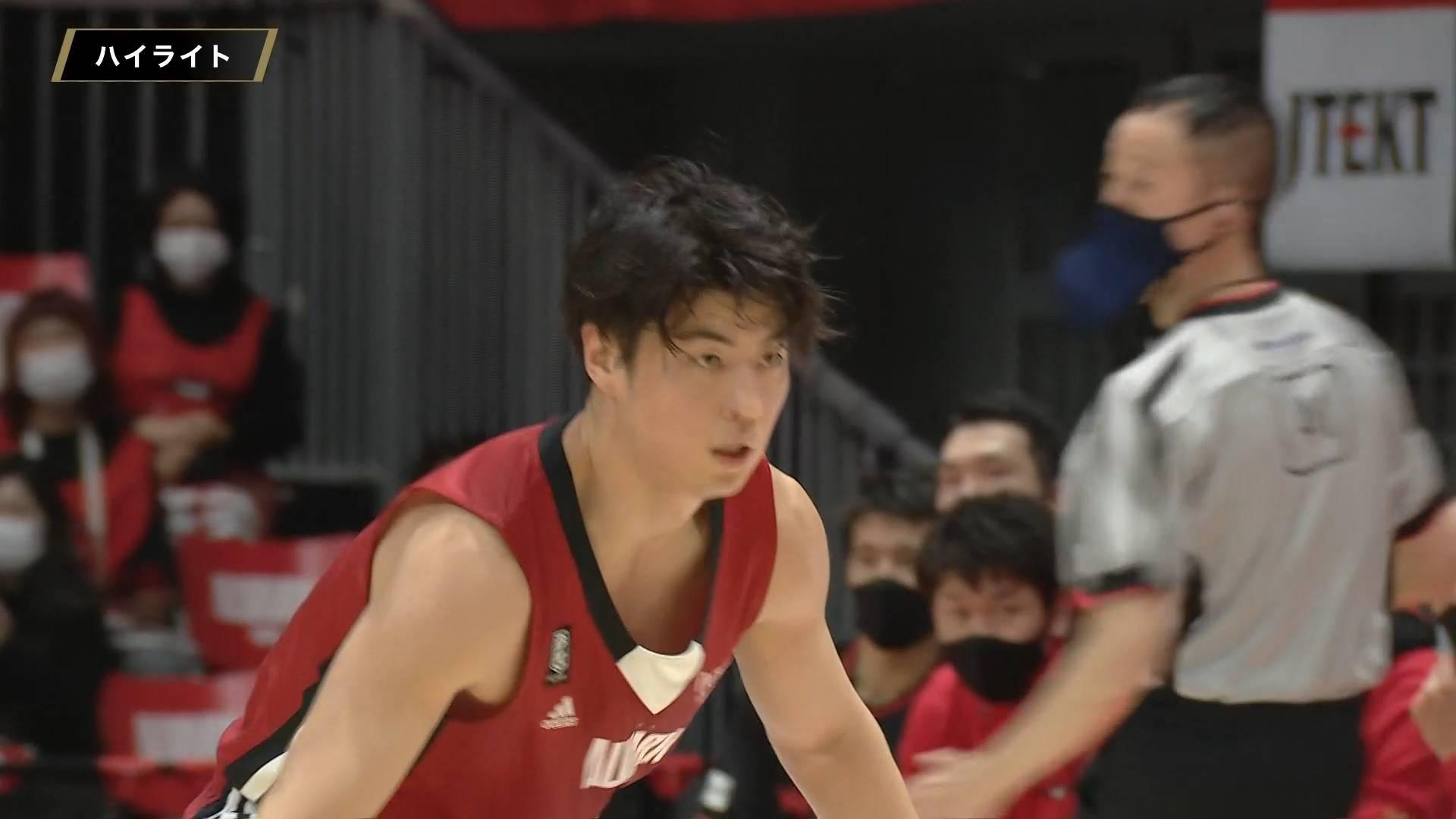 【ハイライト】3/3 A東京 vs 富山(20-21 B1第25節)