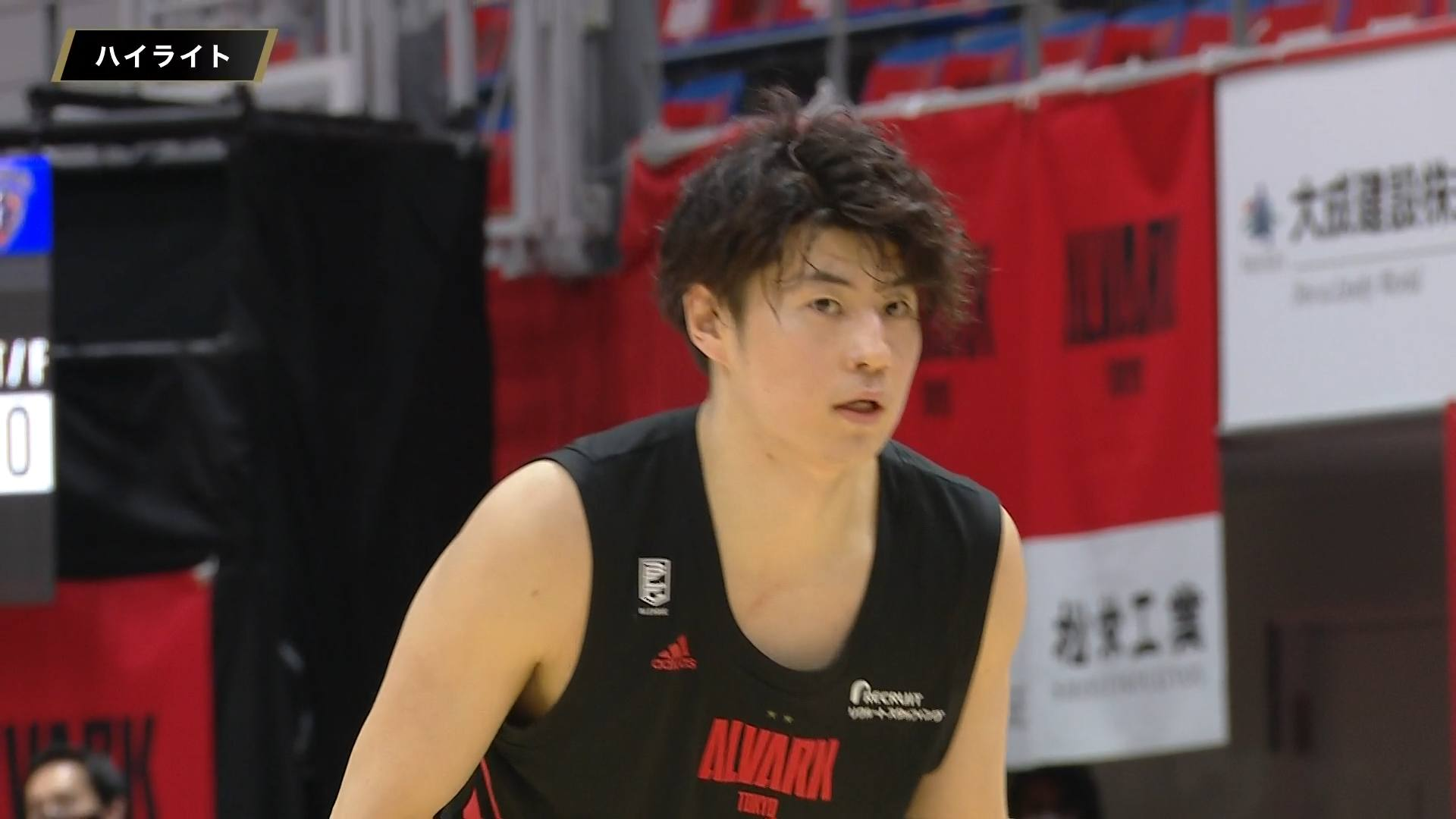 【ハイライト】5/5 A東京 vs 横浜(20-21 B1第32節)