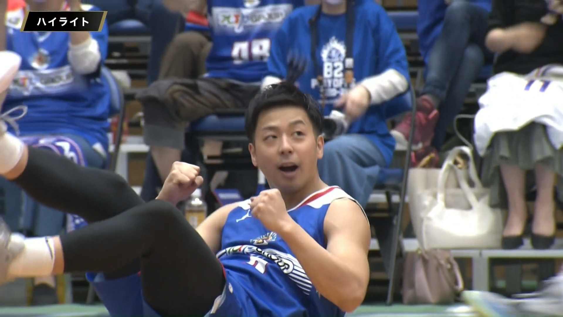 【ハイライト】【B2PO QF】05/09 FE名古屋 vs 越谷 GAME3 (20-21 ポストシーズン)