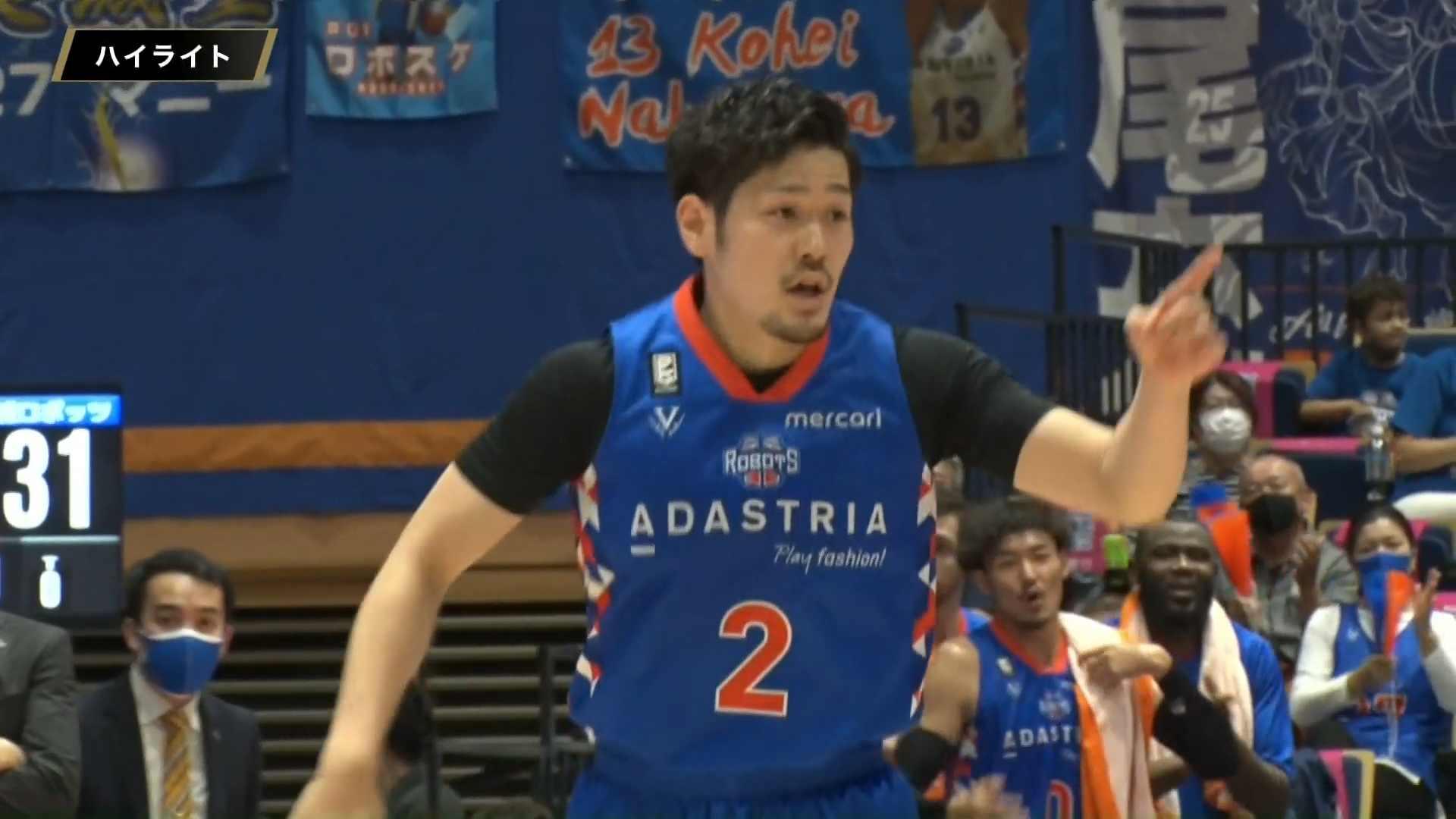 【ハイライト】【B2PO SF】05/15 茨城 vs 仙台 GAME1 (20-21 ポストシーズン)