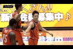 B.LEAGUE PRE-SEASON GAME 2021 新潟アルビレックスBB vs 愛媛オレンジバイキングス 試合会場:シティホールプラザ