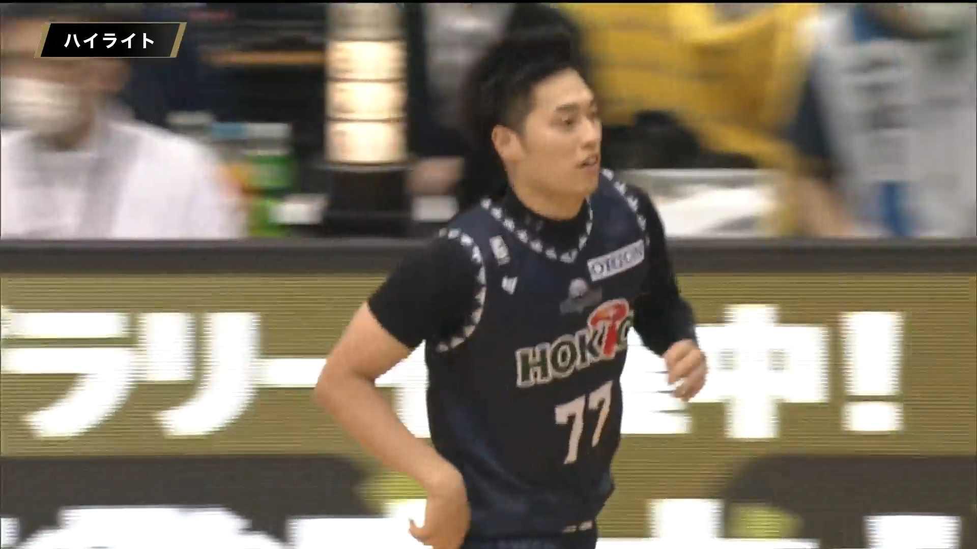 【ハイライト】10/10 信州 vs 横浜(21-22 B1第2節)