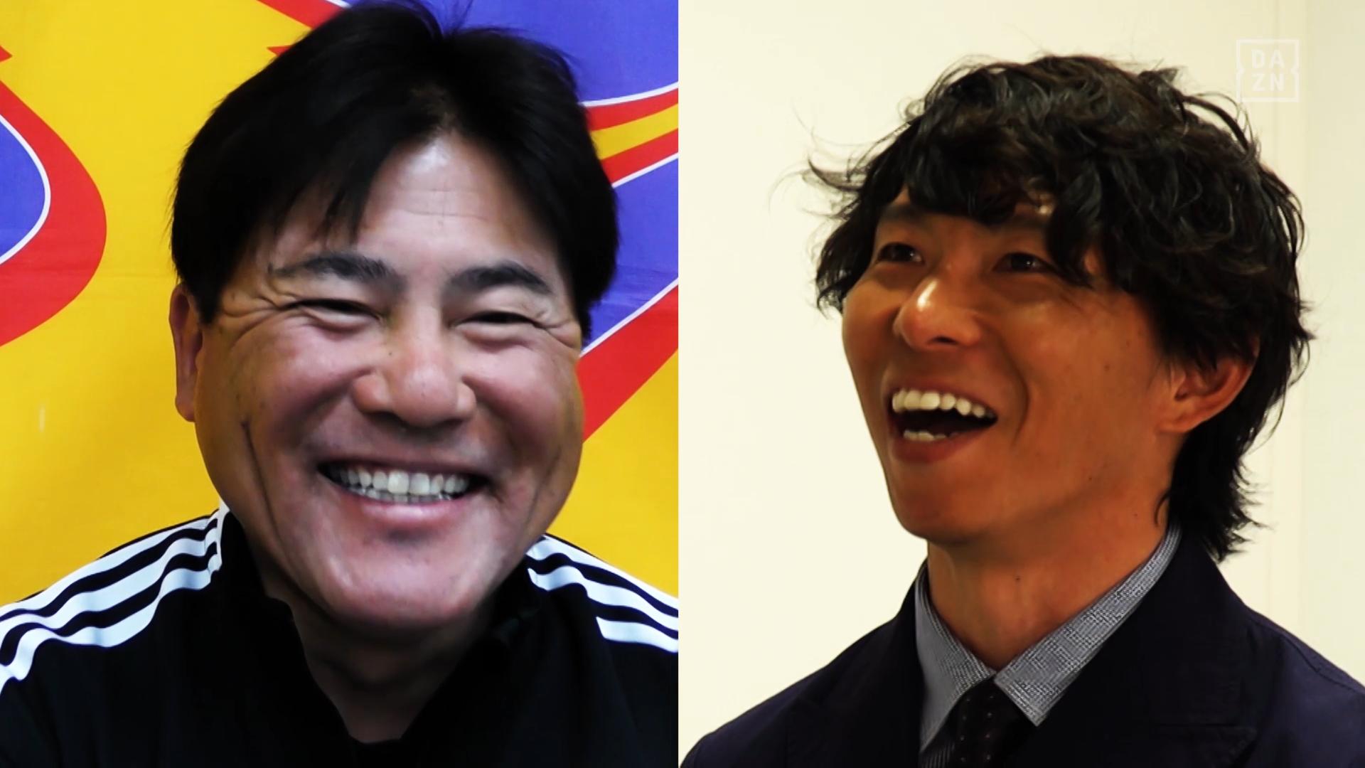 ベガルタ仙台に8年ぶりに復帰した手倉森誠監督に佐藤寿人が迫る - Jリーグ プレビューショー#2