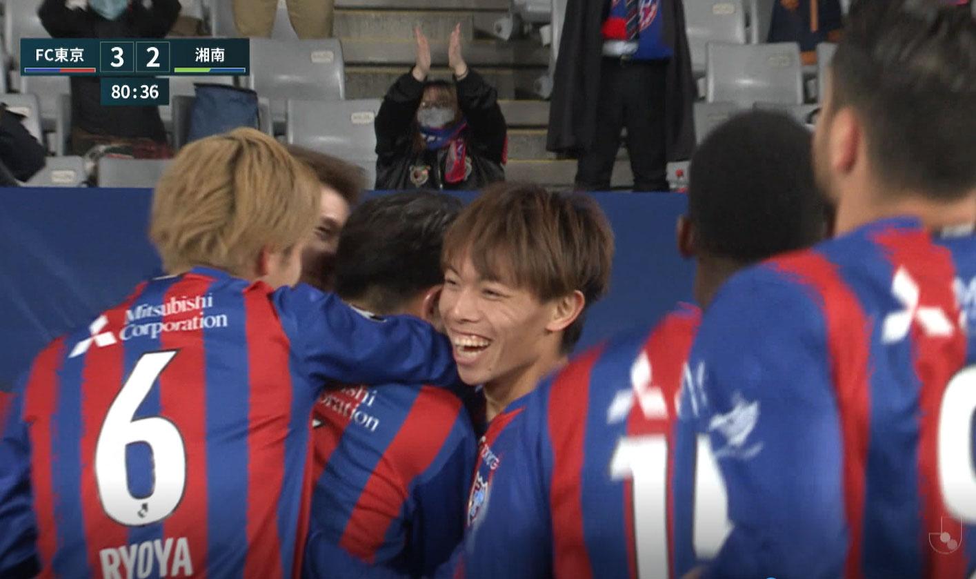 明治安田生命J1リーグ【第5節】FC東京vs湘南 ダイジェスト
