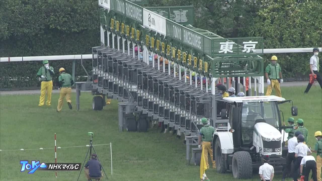 【GⅠレース】NHKマイルカップ 5/9 (日) 東京競馬場