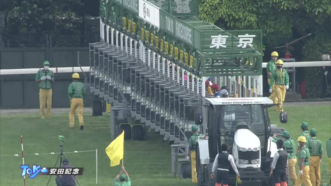 【GⅠレース】安田記念 6/6 (日) 東京競馬場