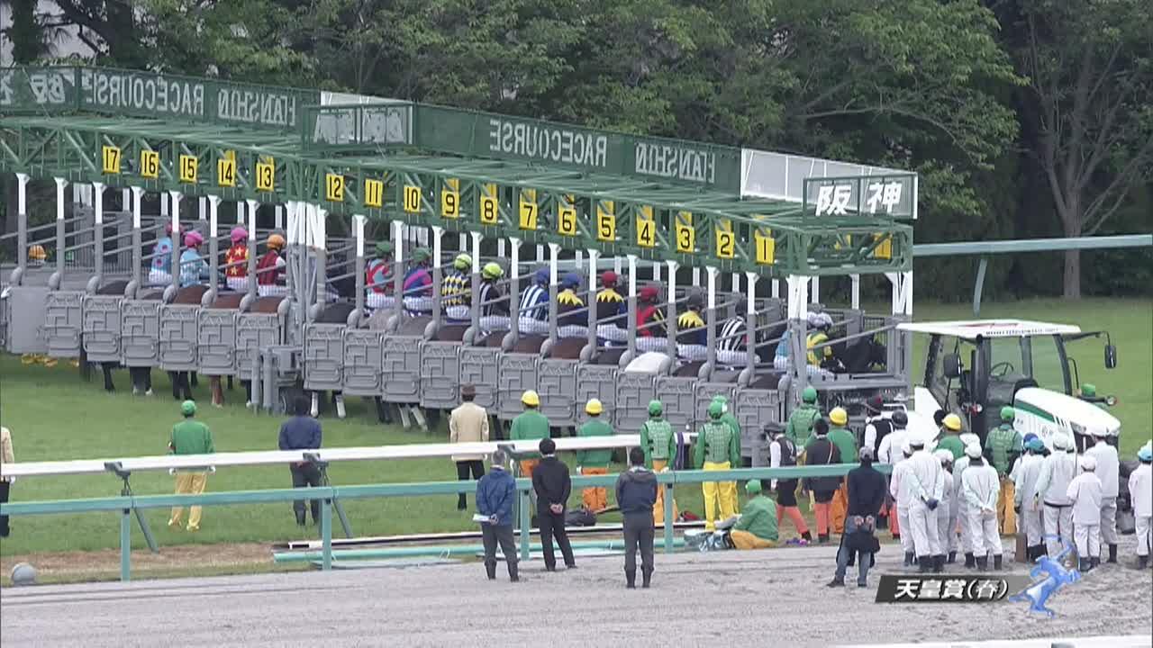 【GⅠレース】天皇賞(春) 5/2 (日) 阪神競馬場