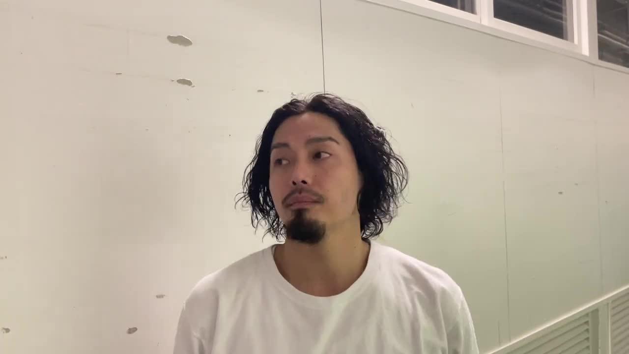 【宇都宮ブレックス】2021年10月24日(日) SR渋谷戦 #13 渡邉裕規 試合後インタビュー