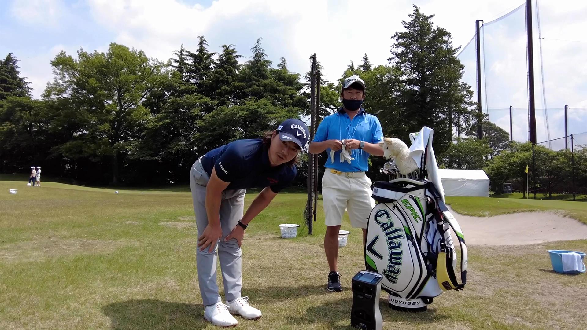【男子ゴルフ】アジアパシフィックダイヤモンドカップゴルフ 3rd Round JGTOオリジナル映像!