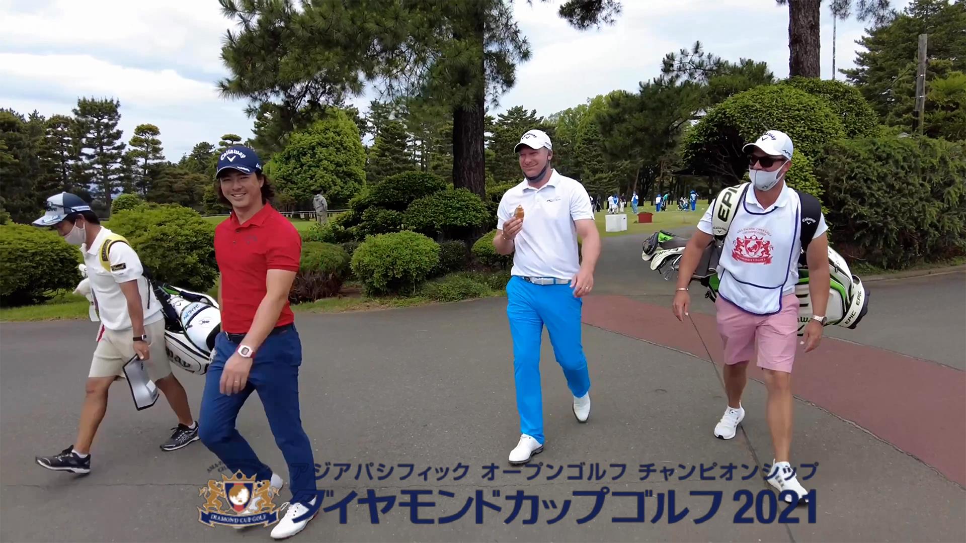 【男子ゴルフ】アジアパシフィックダイヤモンドカップゴルフ Final Round JGTOオリジナル映像!