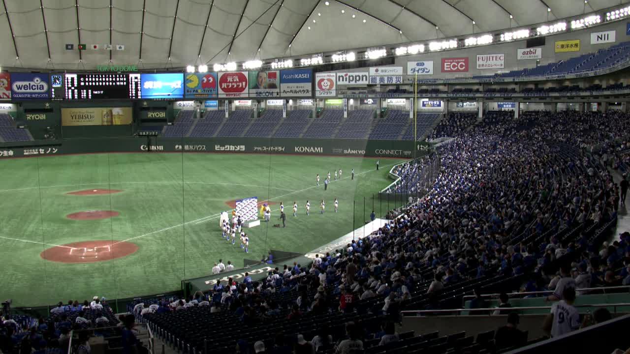 6/20【DeNA vs 広島東洋カープ】ヒーローインタビュー