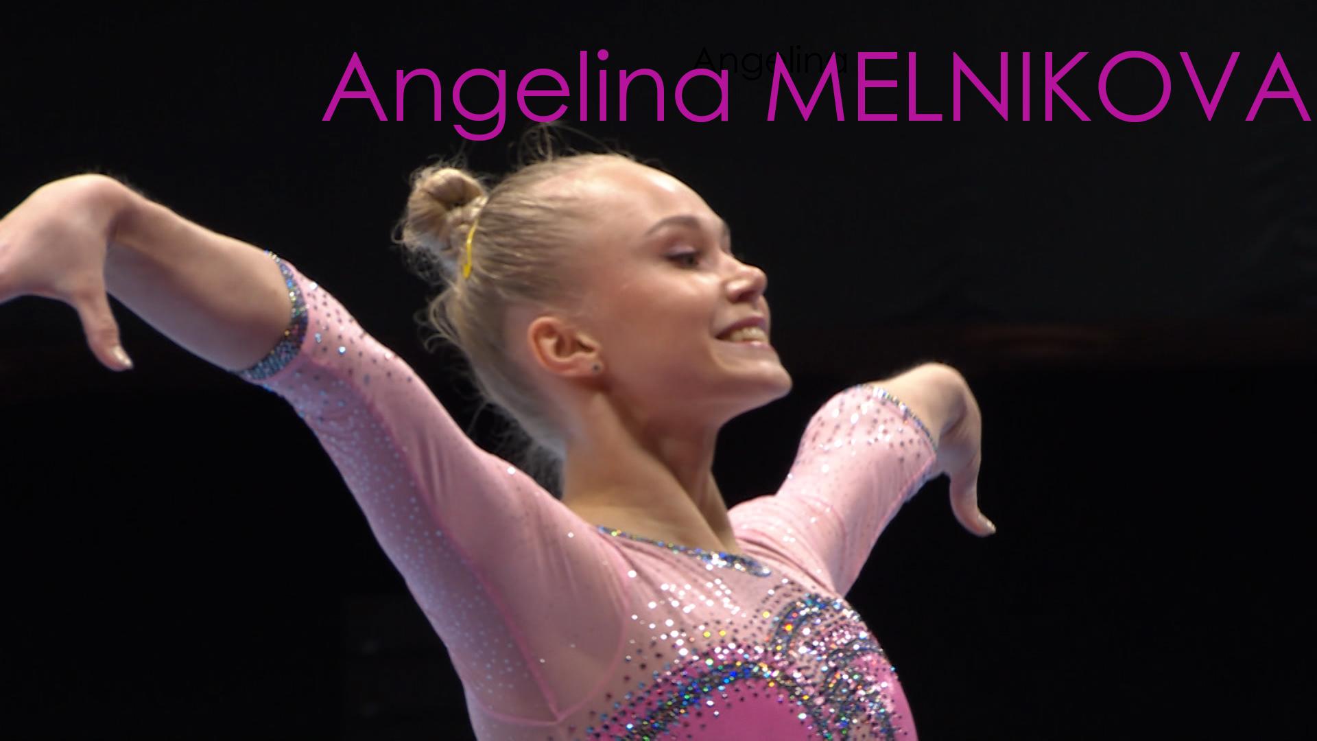 【世界体操】女子個人総合V アンジェリーナ・メルニコワ