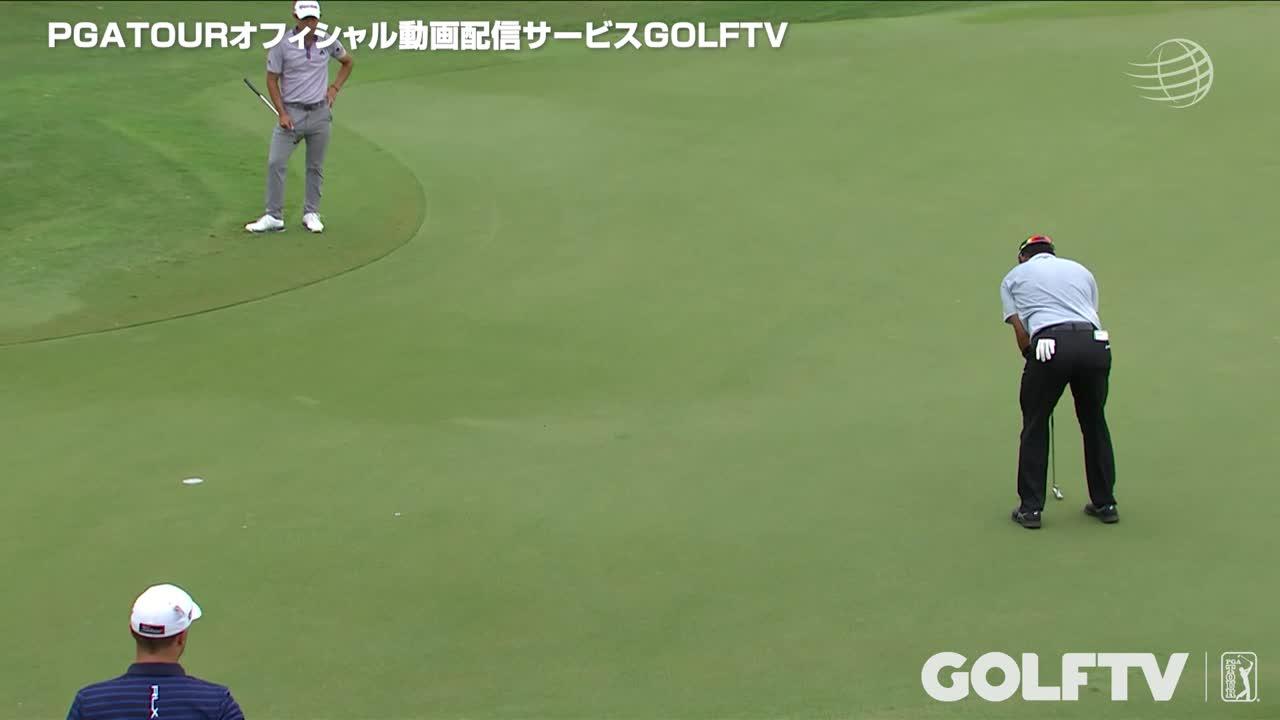 【GOLFTV】松山英樹2019-20PGA TOUR<WGC-フェデックスセントジュードインビテーショナル >