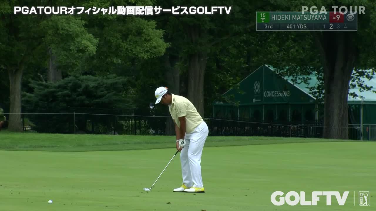 【GOLFTV】松山英樹2019-20PGA TOUR<ワークデイチャンピオンシップ>