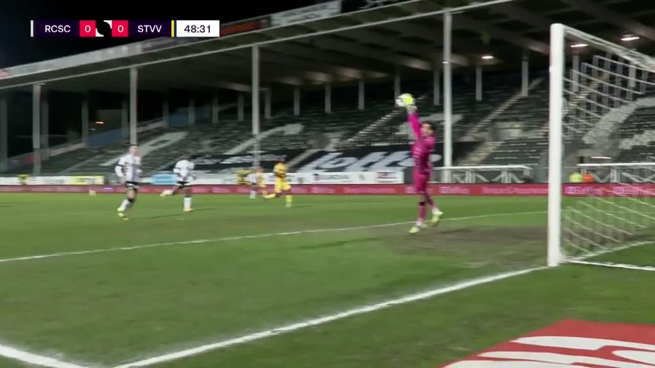 【ベルギーリーグ】第29節 シャルルロワSC vs シント・トラウデンVV ハイライト