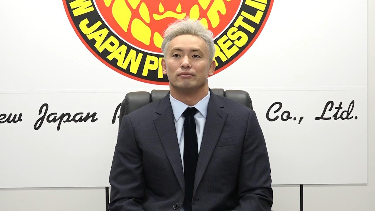 新日本プロレス 2021年10月22日『G1 CLIMAX 31』一夜明け会見