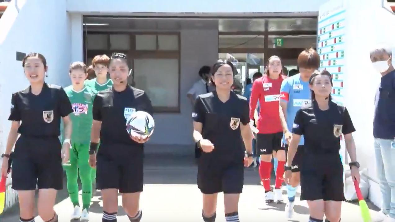 【WEリーグ ・プレシーズンマッチ】 マイ仙台 vs 東京NB 13:00キックオフ!!!