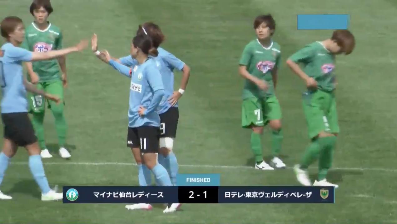 【WEリーグ ・プレシーズンマッチ】マイ仙台 vs 東京NB 試合ハイライト!
