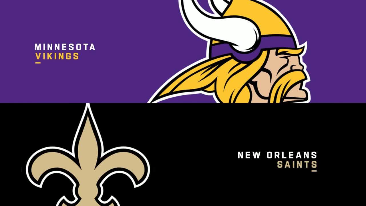 【NFL2020年第16週】地区優勝確定なるか、セインツがバイキングスと対戦