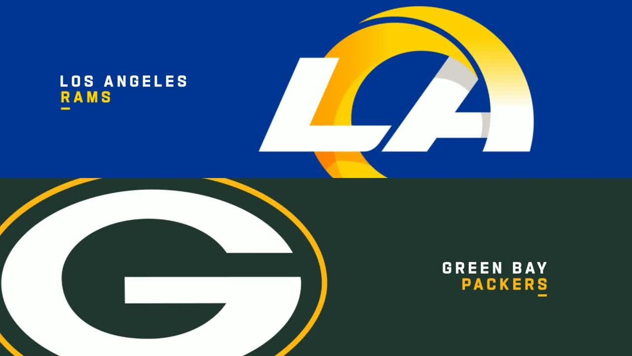 【NFL2020年ディビジョナル】NFC第1シードのパッカーズにラムズが挑む