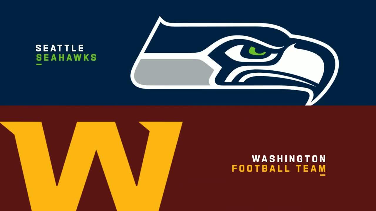 【NFL2020年第15週】引き分け以上でプレーオフ進出決定のシーホークスはNFC東地区首位のワシントンと対決