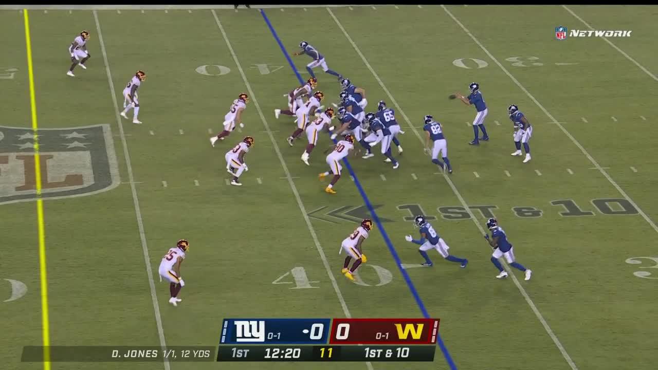 【NFL2021年第2週】ジャイアンツ対ワシントン、今季初勝利を挙げたのは!?