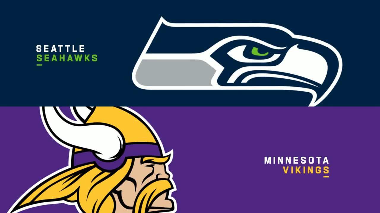 【NFL2021年第3週】バイキングスが本拠地で強敵シーホークスとの一戦に臨む