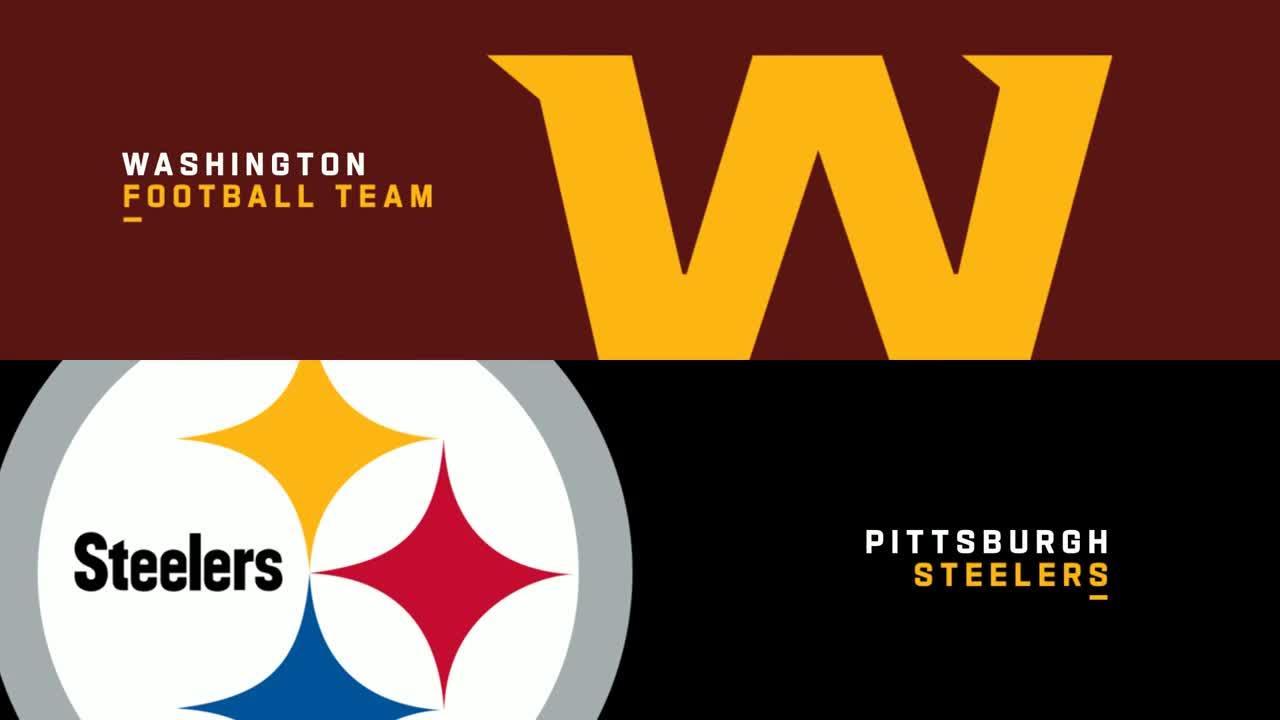 【NFL2020年第13週】引き分け以上でプレーオフ進出決定のスティーラーズは本拠地でワシントンと対決