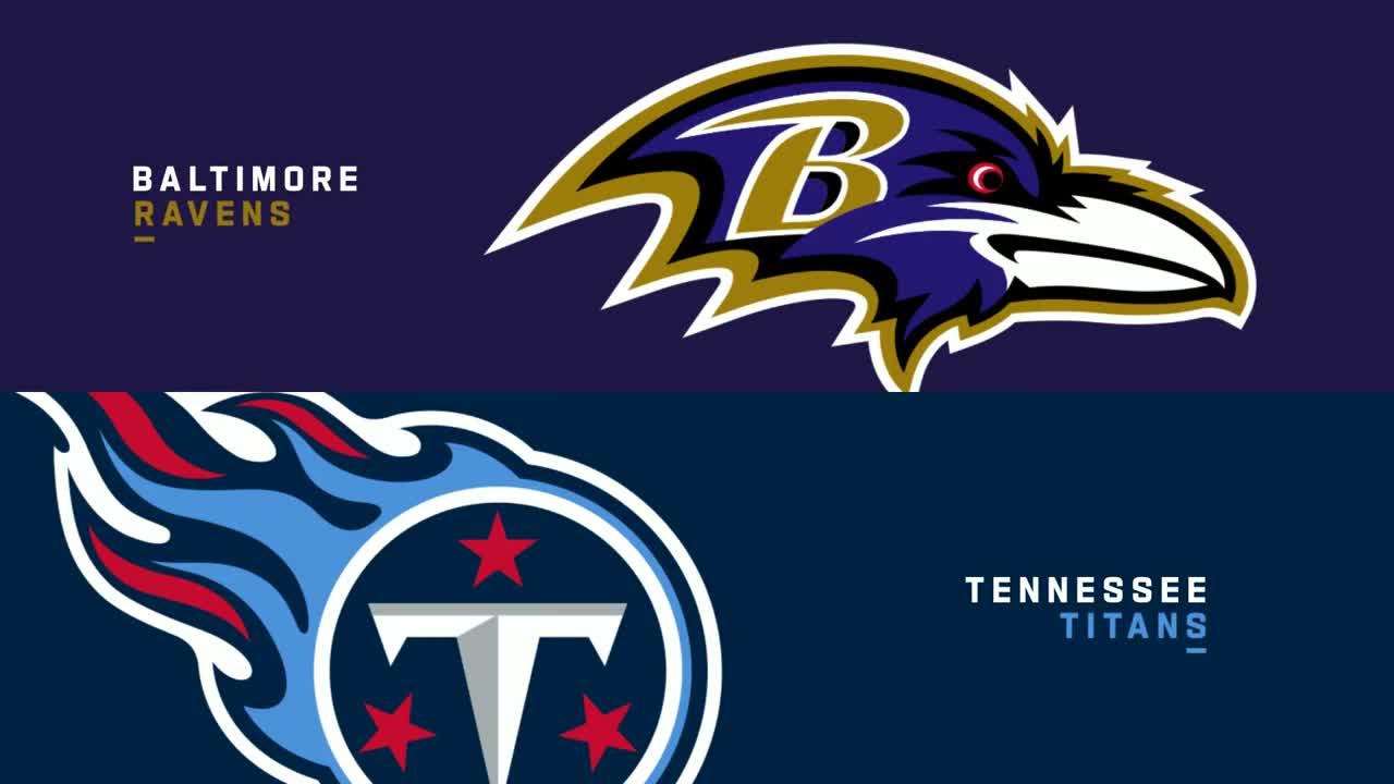 【NFL2020年ワイルドカード】レイブンズとタイタンズが激突
