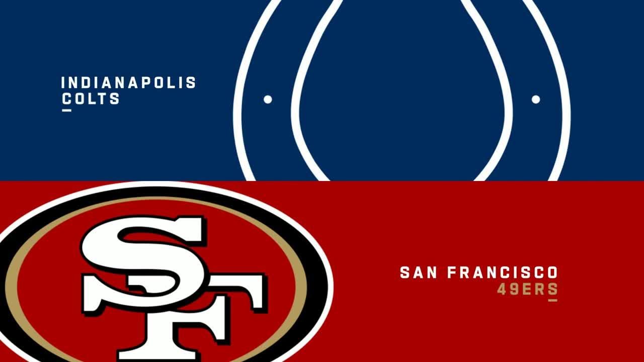 【NFL2021年第7週】連勝を目指すコルツとバイウイーク明けの49ersの一戦