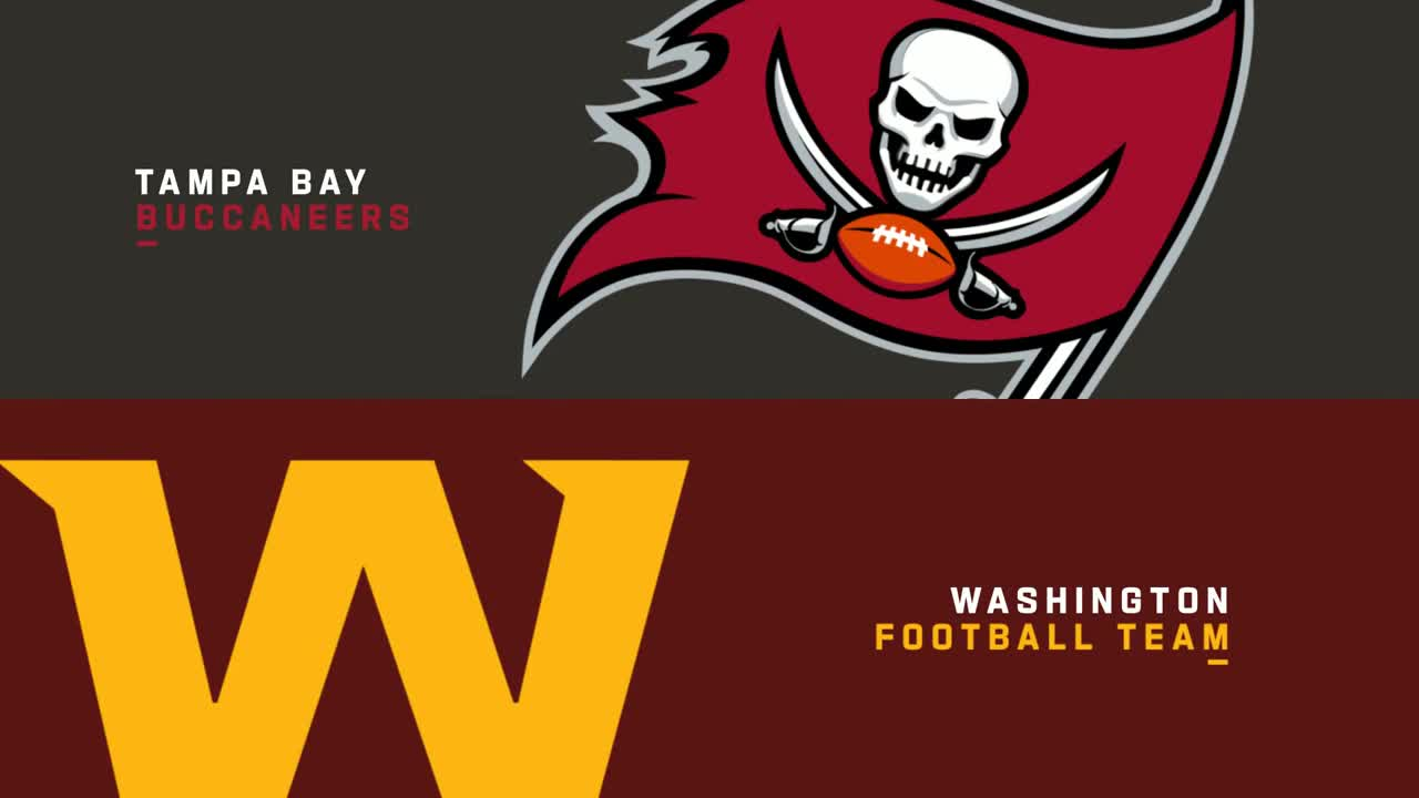【NFL2020年ワイルドカード】プレーオフ生き残りをかけてバッカニアーズとワシントンが対戦