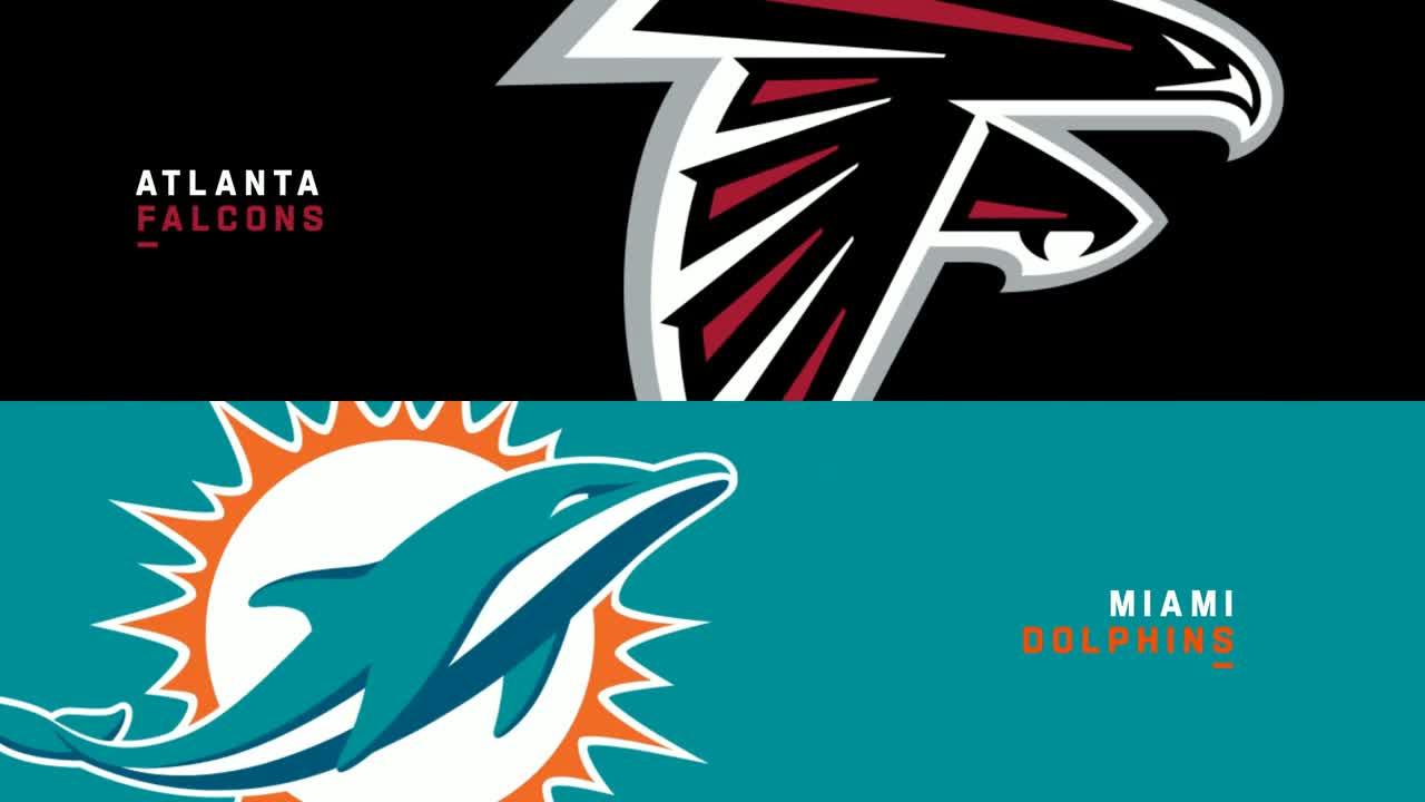 【NFL2021年第7週】本拠地でファルコンズと対戦のドルフィンズ、2勝目なるか