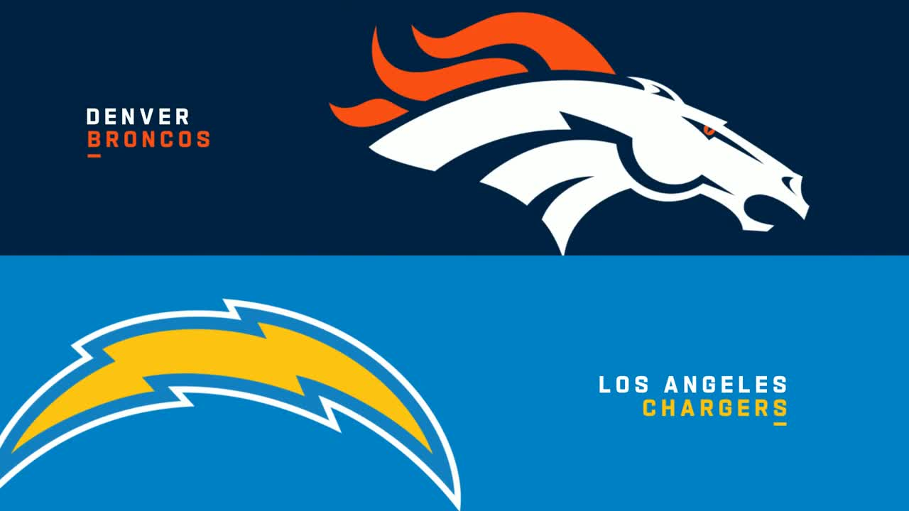 【NFL2020年第16週】ともに5勝9敗のブロンコスとチャージャーズが6勝目をかけてAFC西地区対決に挑む