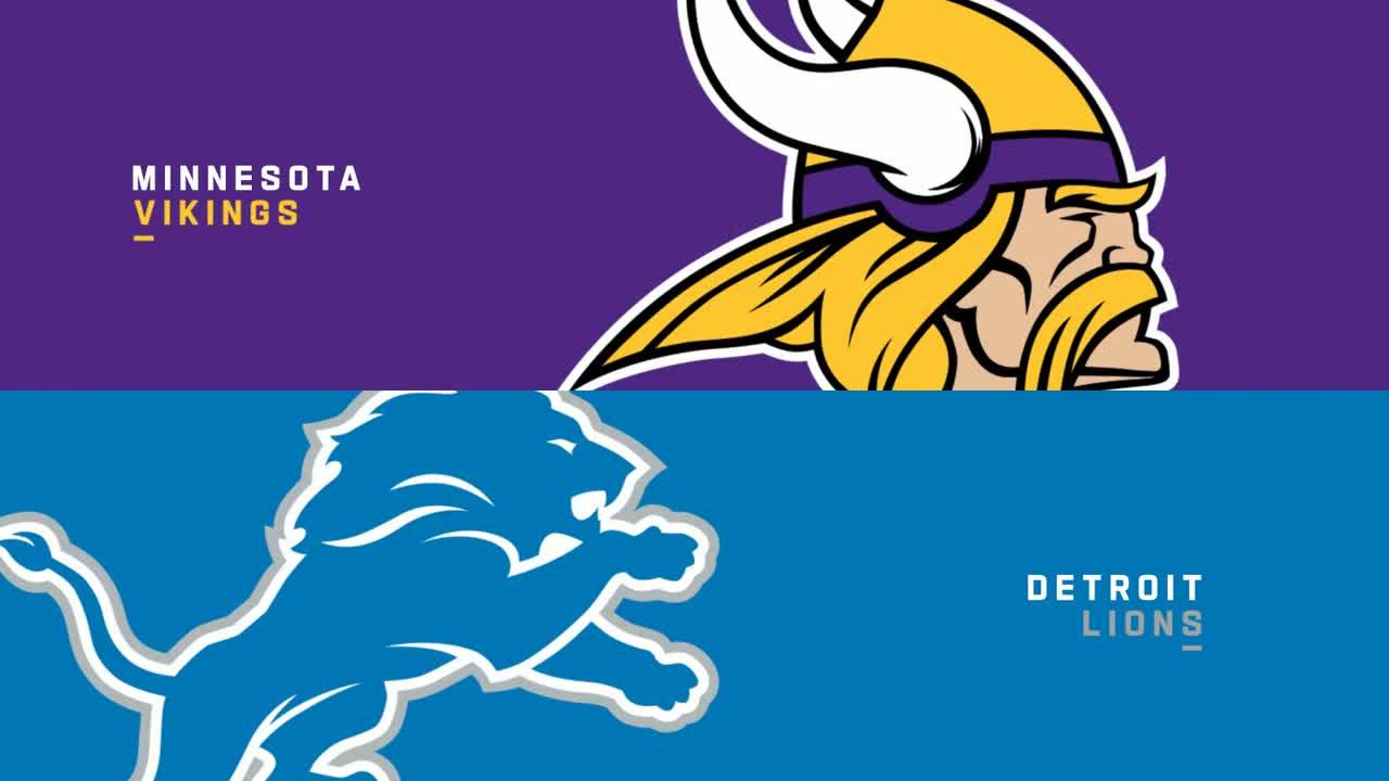 【NFL2020年第17週】バイキングスを迎えてホームでの最終戦に挑むライオンズ