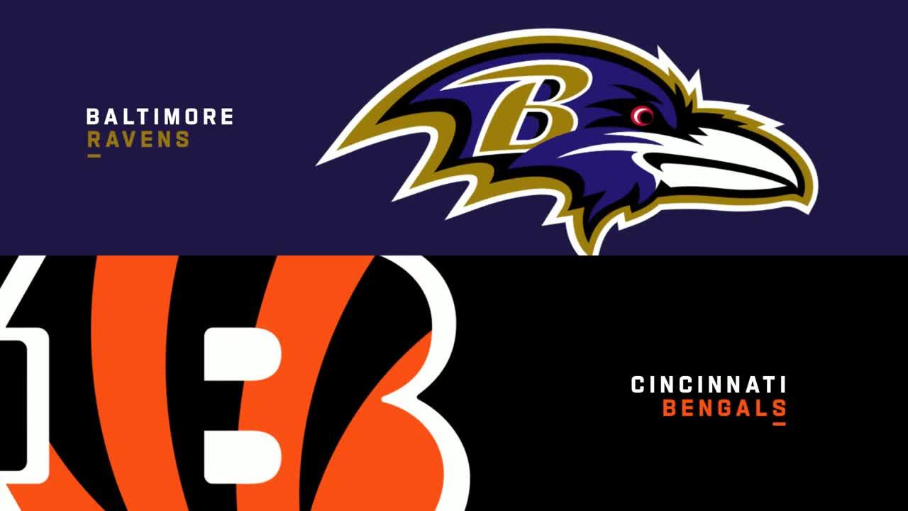 【NFL2020年第17週】勝ってプレーオフ進出を決めたいレイブンズがベンガルズと対戦