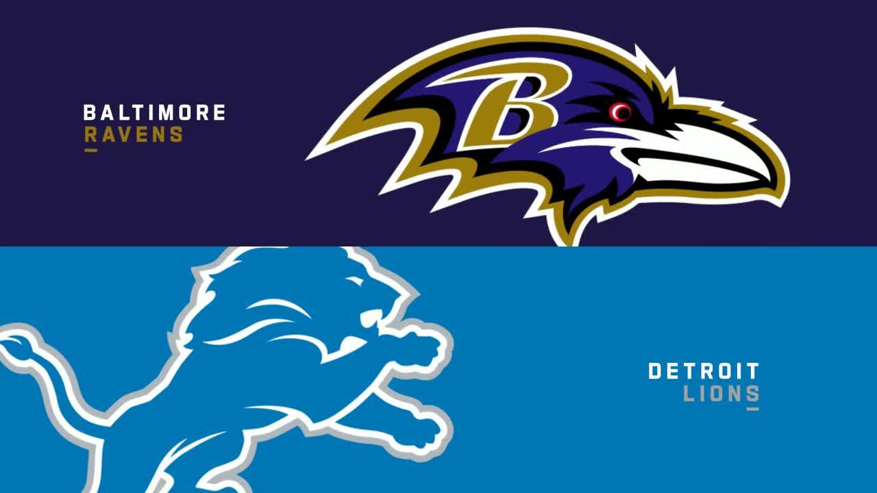 【NFL2021年第3週】本拠地でレイブンズと対戦のライオンズ、連敗脱出なるか