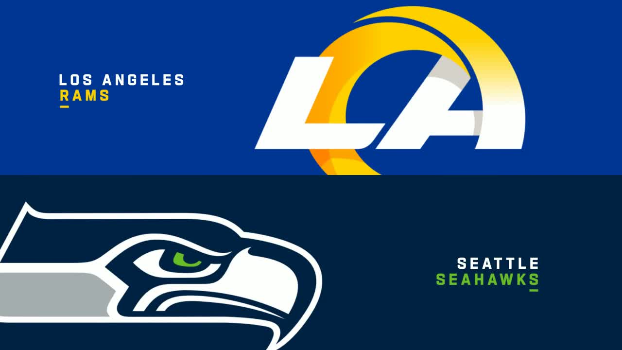 【NFL2020年ワイルドカード】NFC西地区対決! ラムズとシーホークスの勝負、軍配はどちらに?