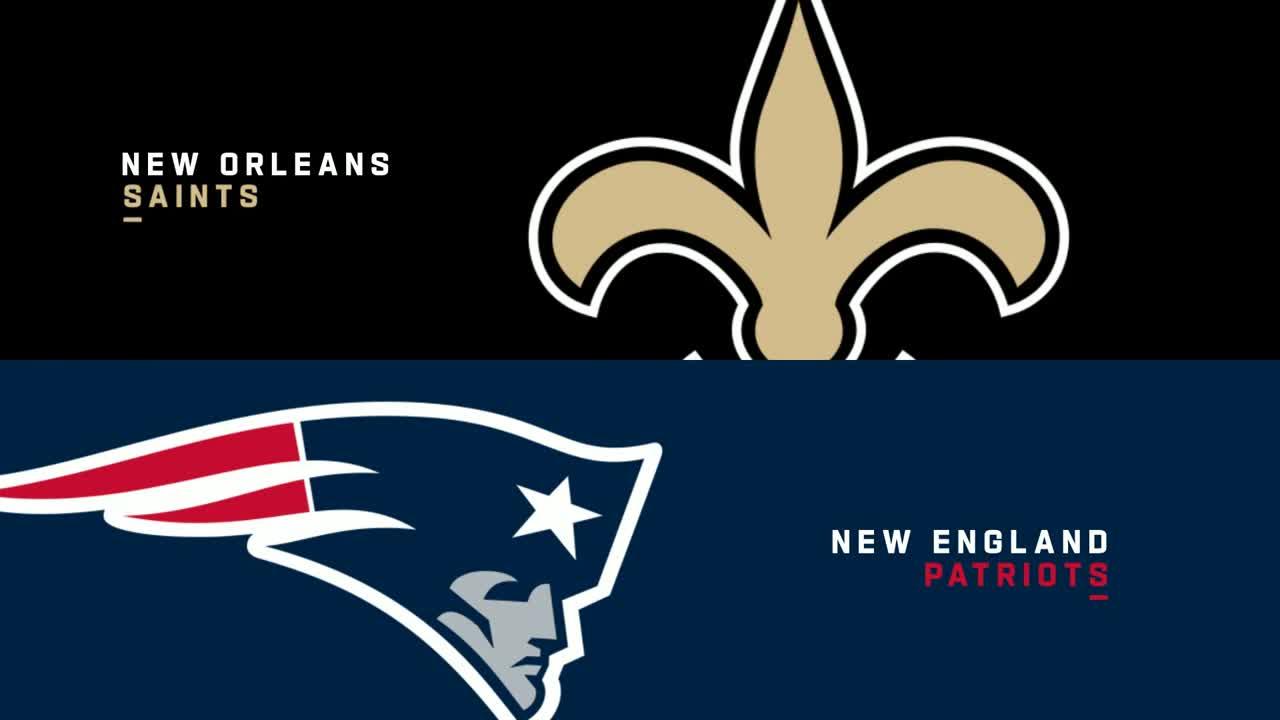 【NFL2021年第3週】今季2勝目をかけてセインツとペイトリオッツが対戦