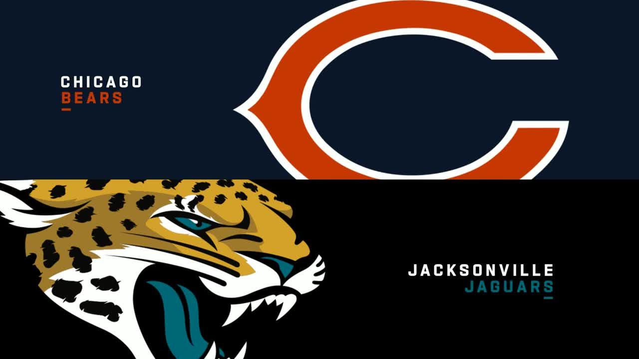 【NFL2020年第16週】ベアーズをホームに迎えたジャガーズ、2勝目なるか?