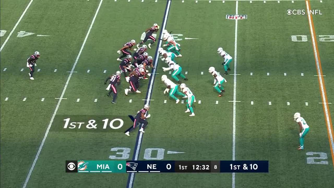 【NFL2021年第1週】ドルフィンズがペイトリオッツのホームに乗り込んだシーズン初戦