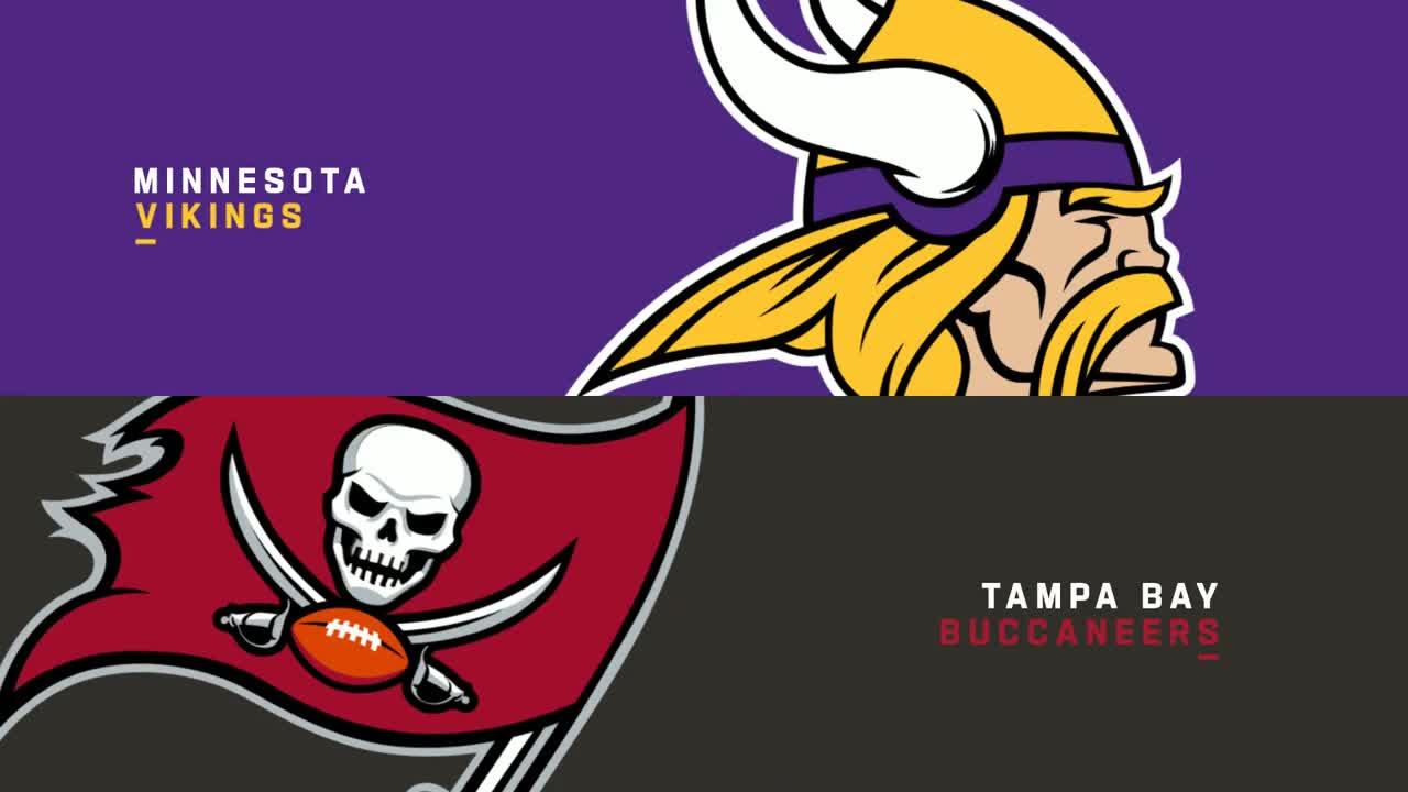 【NFL2020年第14週】白星街道復帰を目指すバッカニアーズに3連勝を狙うバイキングスが挑む