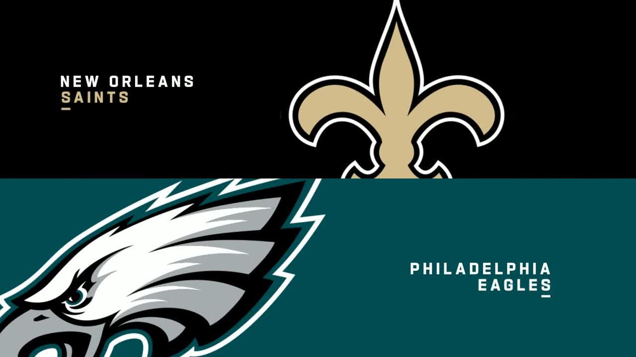 【NFL2020年第14週】地区優勝なるか、セインツ対イーグルス戦の結末は・・・?
