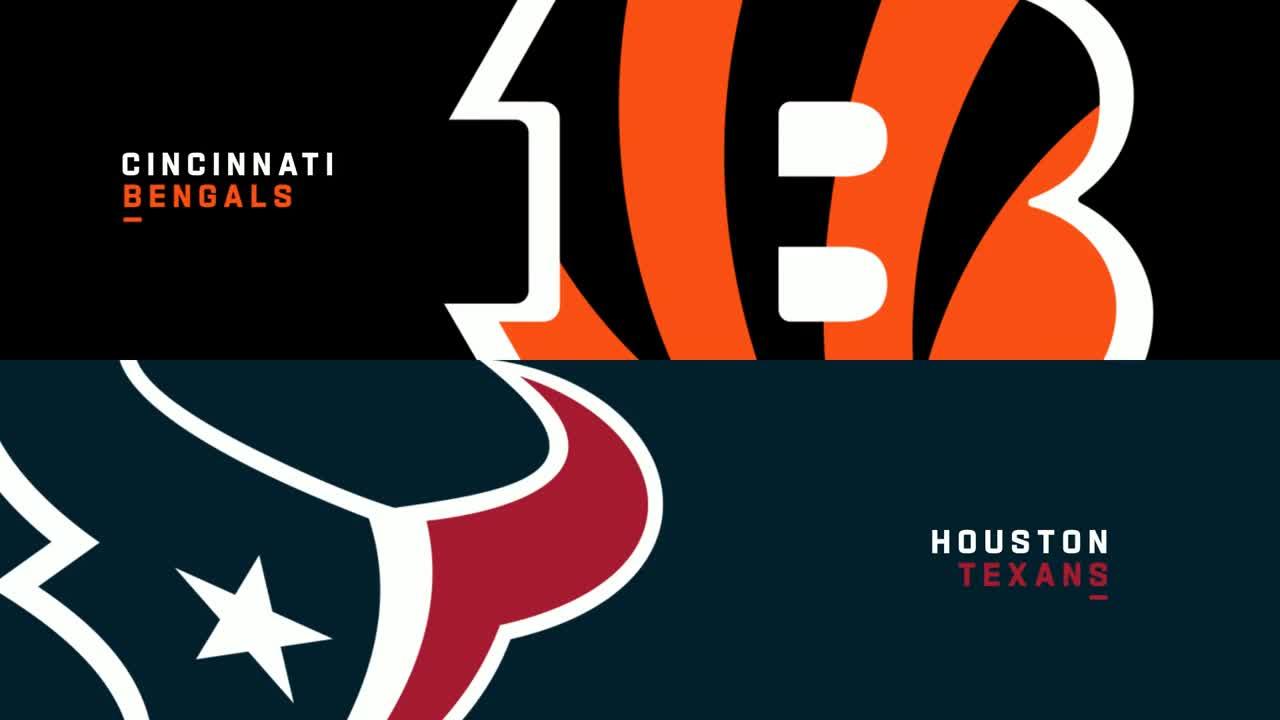 【NFL2020年第16週】本拠地でベンガルズと対戦のテキサンズ、連敗脱出なるか
