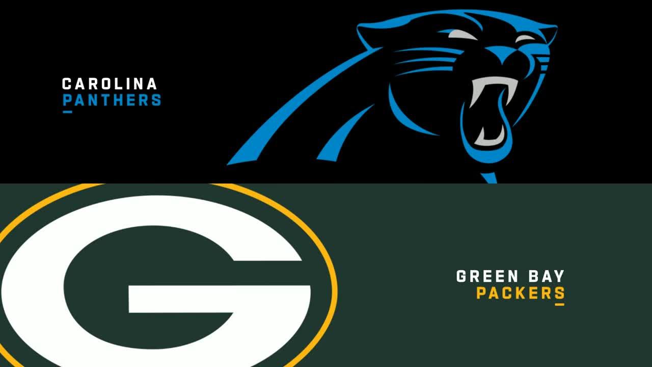 【NFL2020年第15週】NFC北地区を制したパッカーズがパンサーズを迎え撃つ