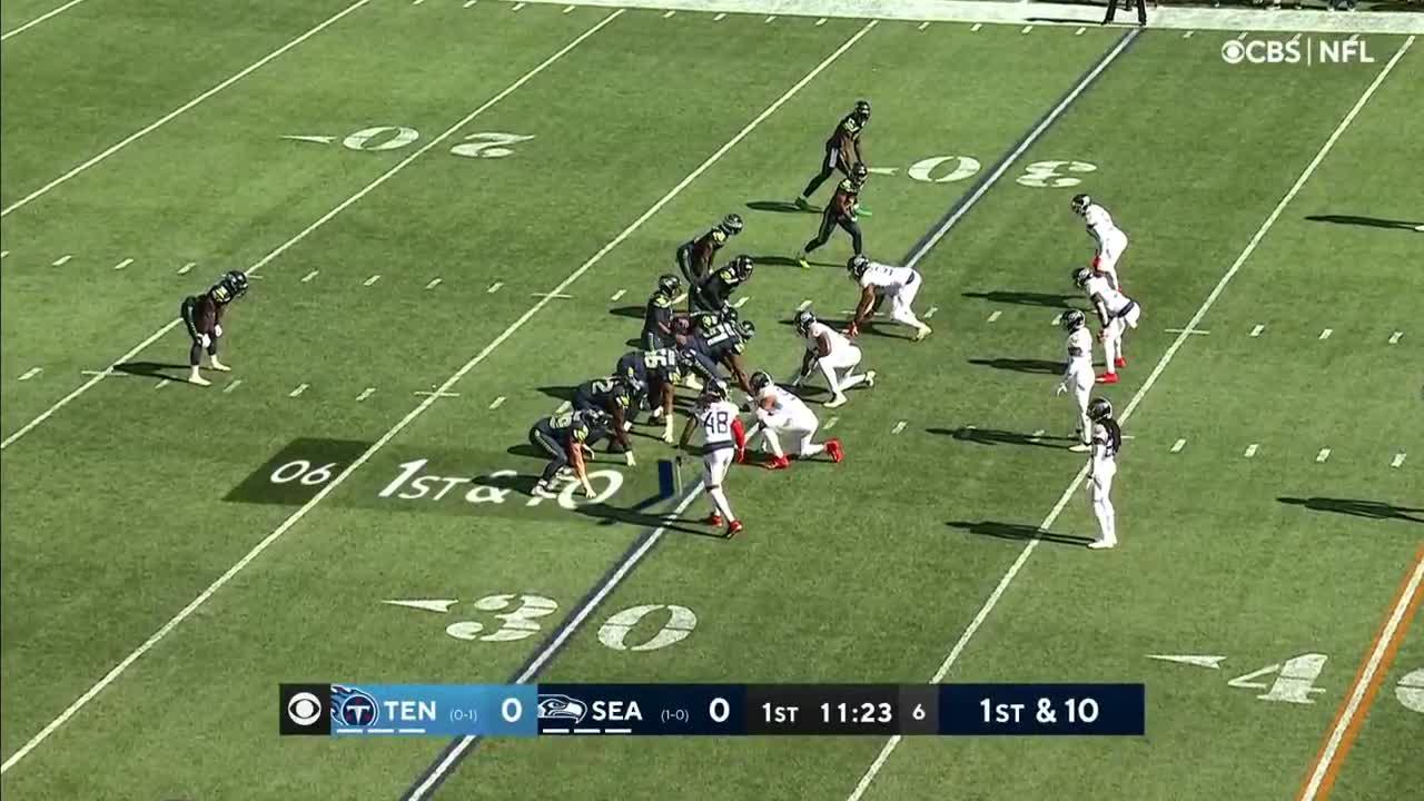 【NFL2021年第2週】本拠地でタイタンズを迎え撃つシーホークス