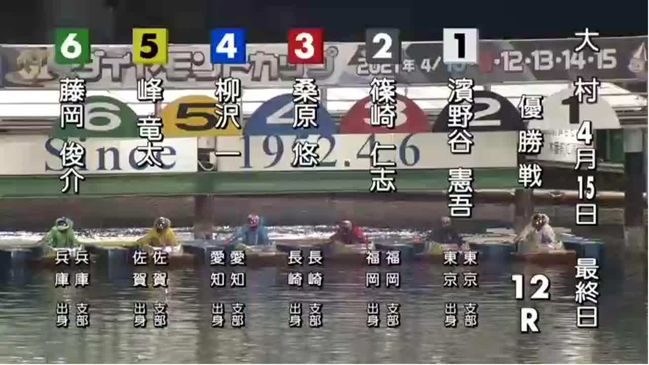 ボートレース大村 G1ダイヤモンドカップ