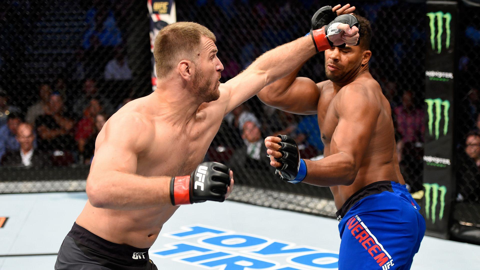 【UFC】スティペ・ミオシッチ vs. アリスター・オーフレイム(今日は何の日:9月11日編)