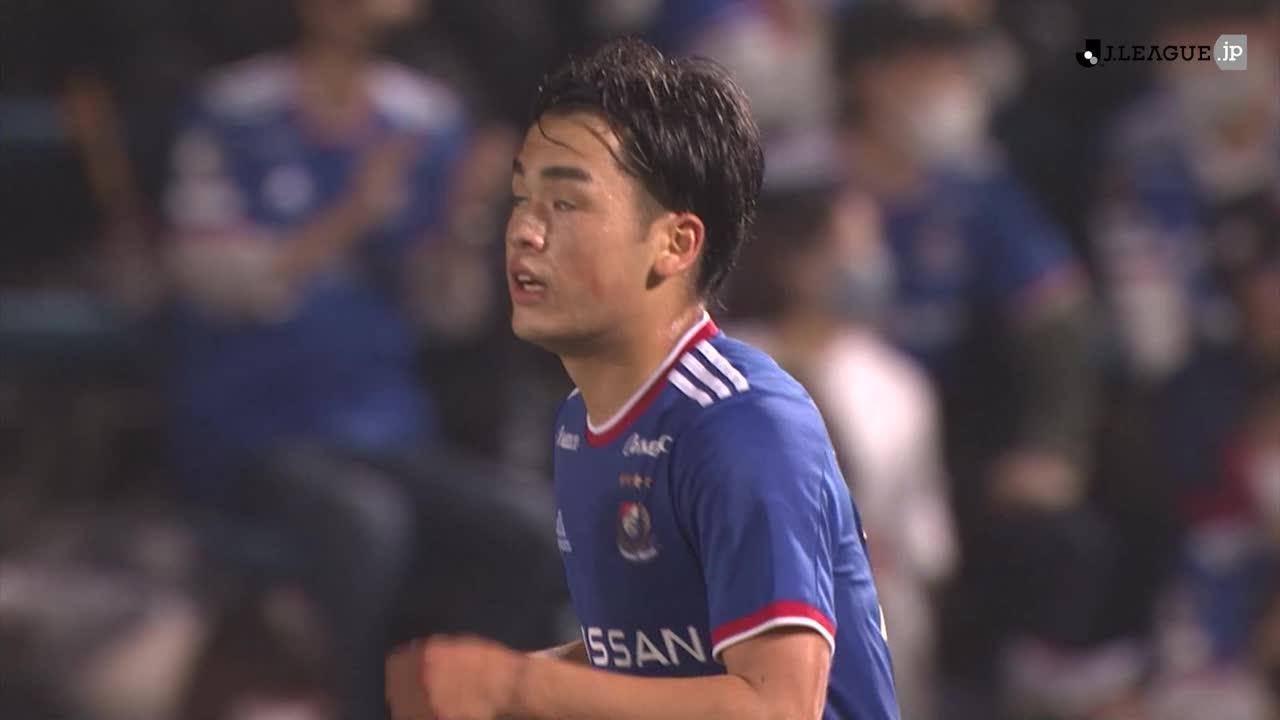 2021YBCルヴァンカップ【第6節】横浜FMvs清水 ダイジェスト