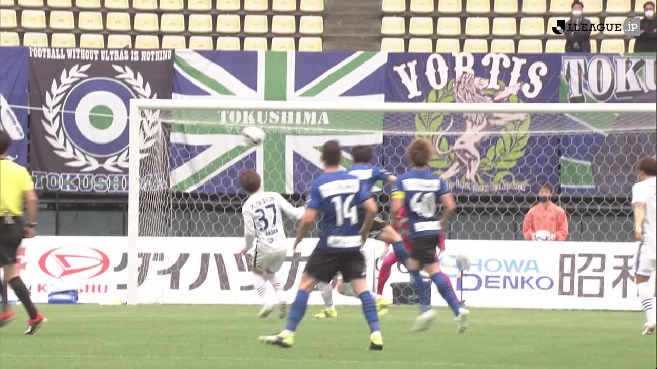 2021YBCルヴァンカップ【第5節】大分vs徳島 ダイジェスト